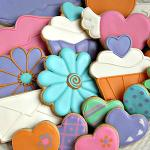 The image for Intro To Cookie Decorating: Pretty Spring Designs