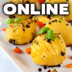 The image for ONLINE CLASS: Super Spuds! Baked, Mashed, Loaded & More with Chef Jill Garcia Schmidt