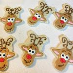 The image for Junior Chefs (9-14): Let's Decorate Cookies For Santa!