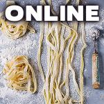 The image for ONLINE CLASS! Fresh Pasta, Made with Love with Chef Jill Garcia Schmidt